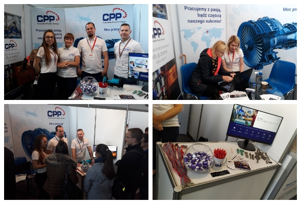 CPP POLAND at the 12th WorkExpo Job Fair - Rzeszów